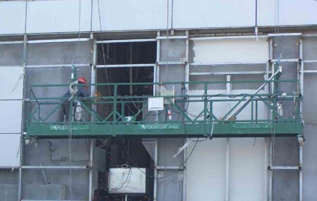 浙江吊篮租赁投入正常使用前需要做哪些检测工作